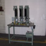 3 HEAD MILFORD RIVET MACHINE MODEL  58