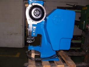 MILFORD BENCH RIVET MACHINE 001